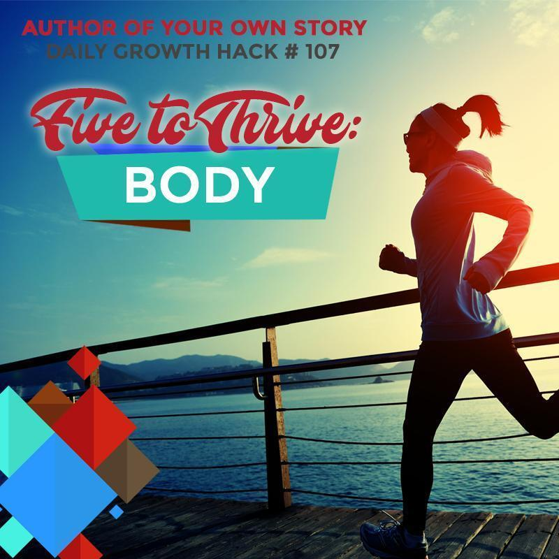 Five to Thrive Mashup: Body