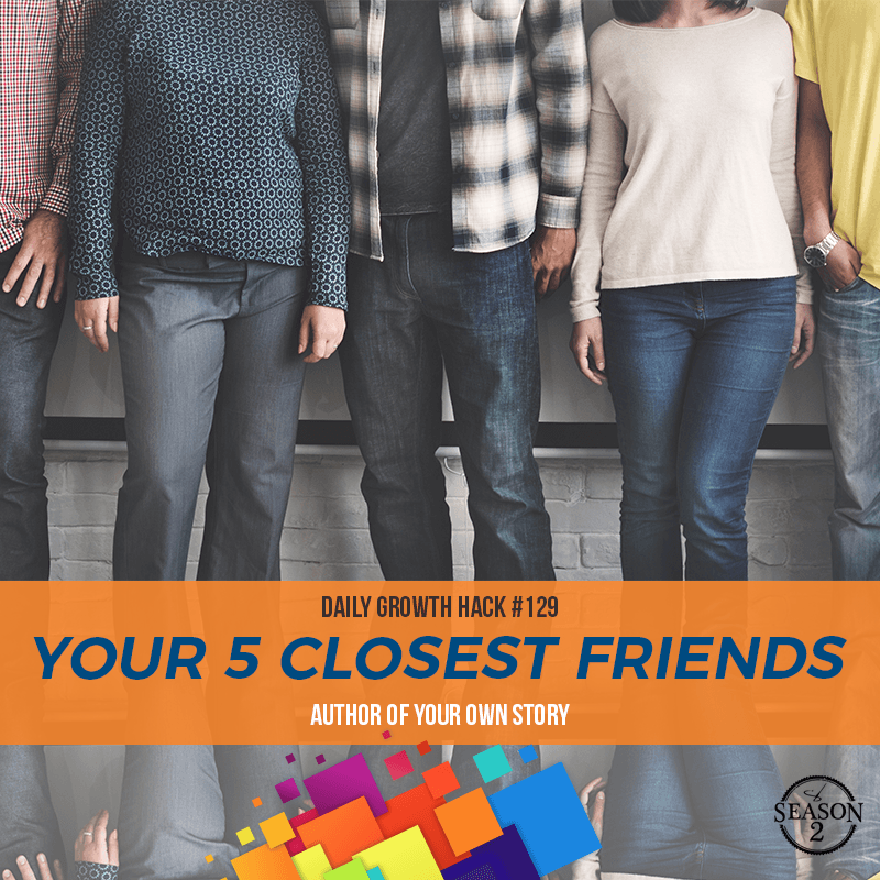 Your 5 Closest Friends