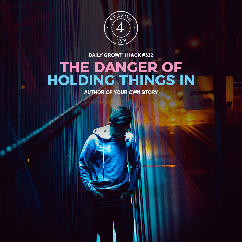 The Danger of Holdings Things In