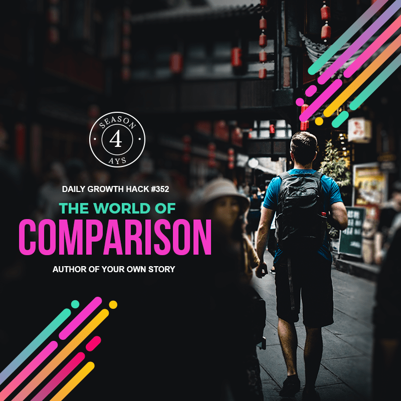 The World Of Comparison