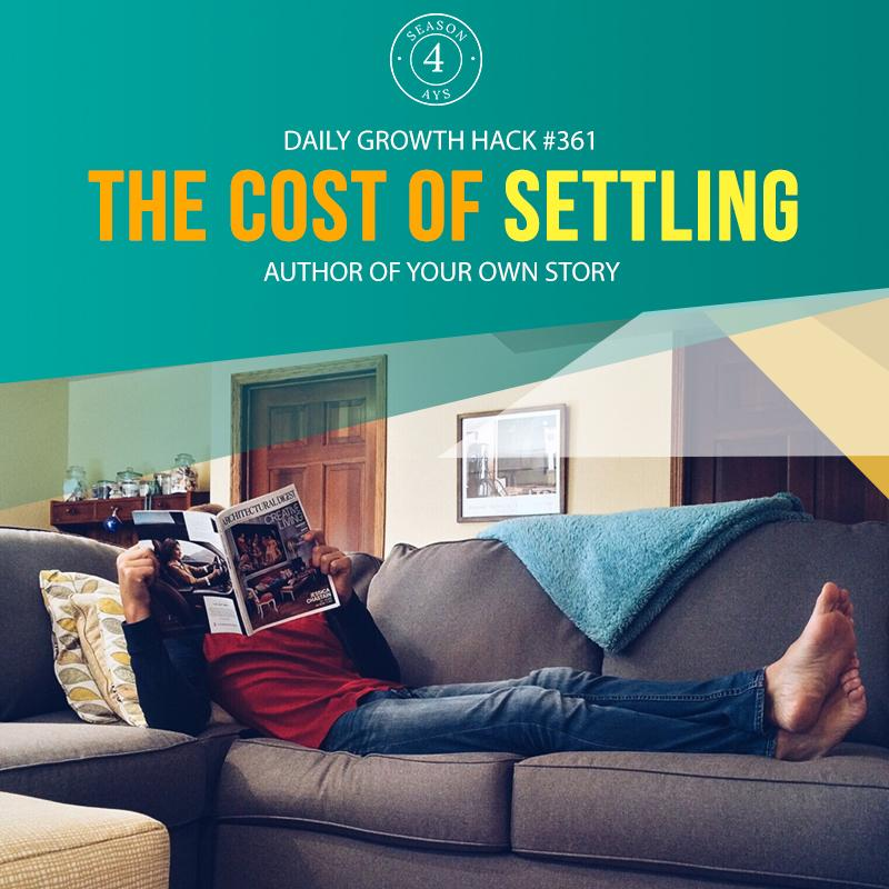 The Cost Of Settling