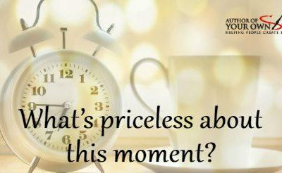 Question of the week – This Is Priceless