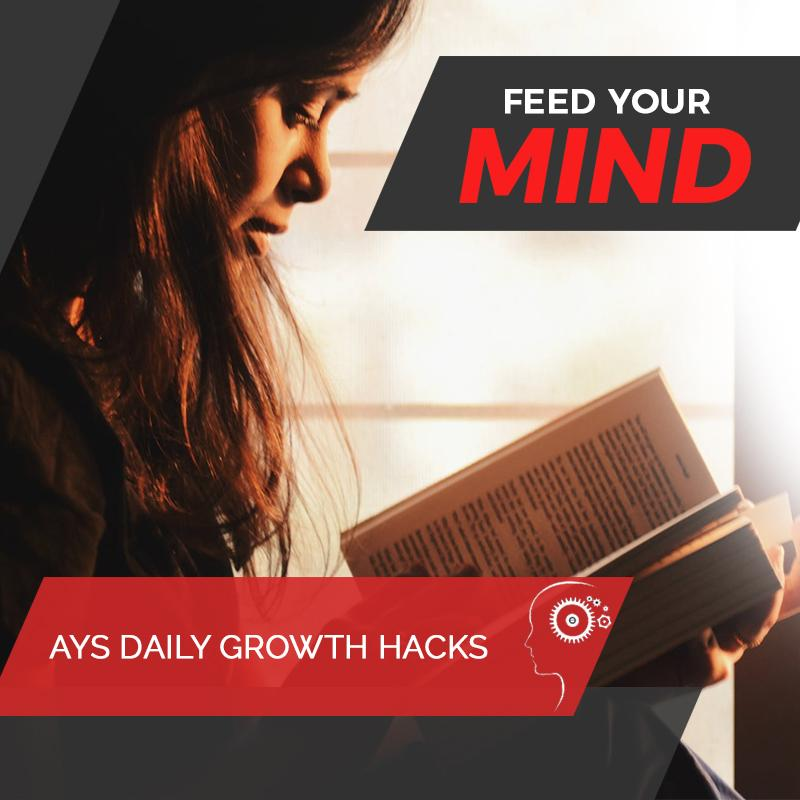 [MIND] Feed Your Mind