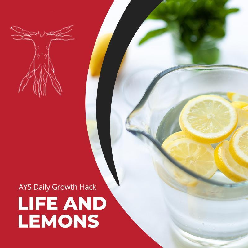 [BODY] Life and Lemons
