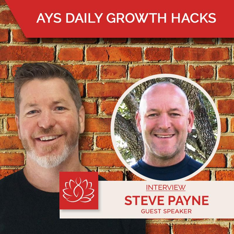 [SOUL] INTERVIEW   Stick With Your Decisions With Steve Payne