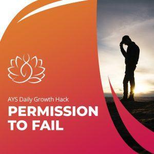 [SOUL] Permission to Fail