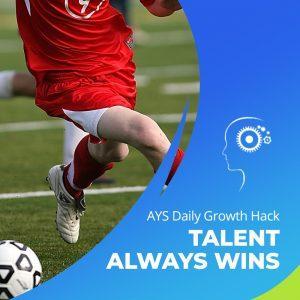 [MIND] Talent Always Wins