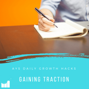 [BUSINESS] Gaining Traction