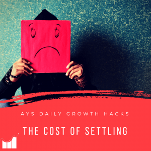 [BUSINESS] The Cost of Settling