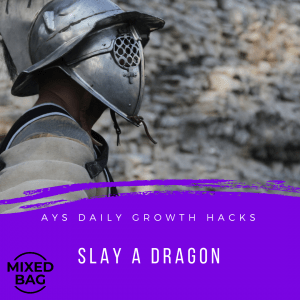 [MIXED BAG] Slay A Dragon